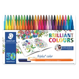 Carioca Staedtler triplus color 1MM 50culorii/set adult ST-323-M50JB