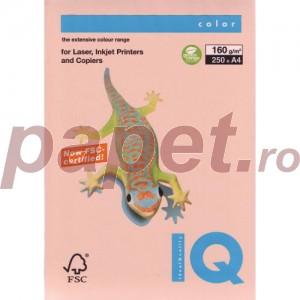 Hartie IQ A4 160g/mp somon SA24/160