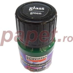 Culori sticla/portelan sau ceramica 30ML Green P21342