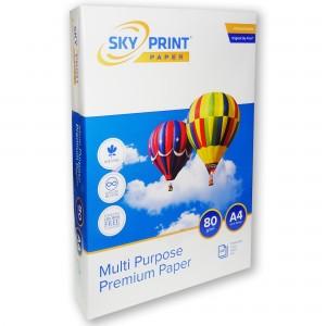 Hartie Copiator Sky Print Premium 80g/mp A4 9158
