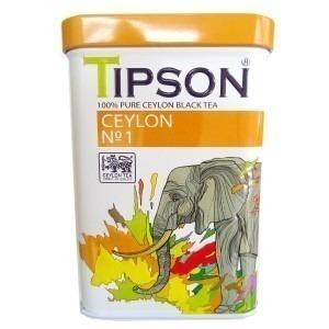 Ceai Tipson ceylon no 1 85 g C80123