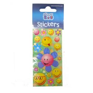 Sticker Emoji II 6.6x18cm Atarpak R17415