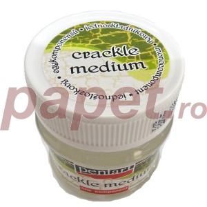 Medium de crapare Pentart 1 componenta 50ML P0657