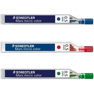 Rezerva (mina) creion mecanic 0.5mm color Staedtler ST-254
