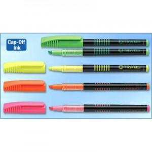 Textmarker evidentiator Schneider Xtra culori neon 4035