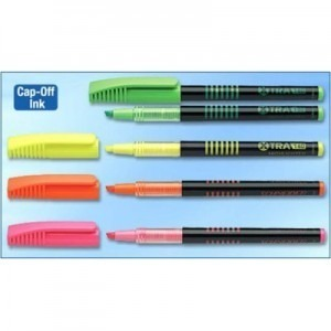 Textmarker evidentiator Schneider Xtra culori neon 403505