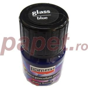 Culori sticla/portelan sau ceramica 30ML Blue P21345