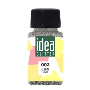 Gliter Maimeri 60 ml silver 5414003