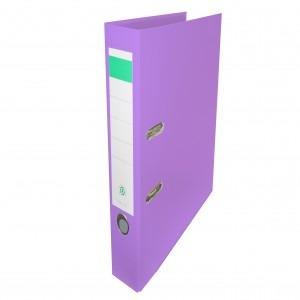 Biblioraft plastifiat Papet 5cm mov E5640110