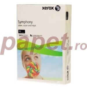 Hartie A4 Xerox 80G/MP crem pal/galben 3R939640
