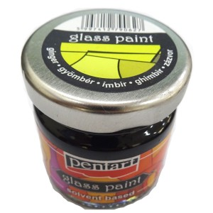 Culori sticla sau vitraliu 30ML Ghimbir P25110