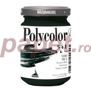 Culoare acrilica Maimeri polycolor 140 ml micaceous black 1220541