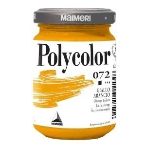 Culoare acrilica Maimeri polycolor 140 ml orange yellow 1220072