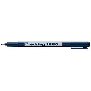 Fineliner Edding 1880 0.5MM negru ED188051