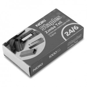 Capse 24/6 mm Noki E2246
