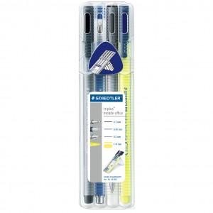 Set liner,roller,creion,textm Staedtler ST-34-SB4