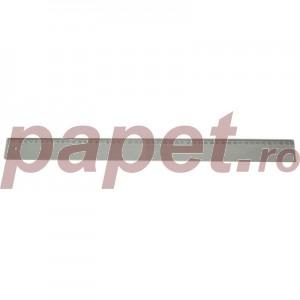 Rigla 50cm plastic transparent E493