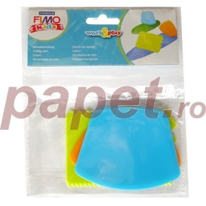 Set Staedtler unelte ajutatoare pentru fimo kids STH-8700-34