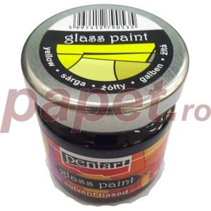 Culori sticla sau vitraliu 30ML Yellow P0772