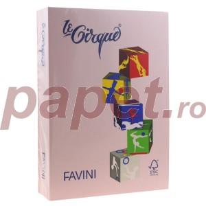 Carton A4 color Favini 160G/MP roz 108 10361