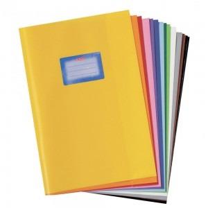 Coperti PP A4 Herlitz diverse culori 520406/0