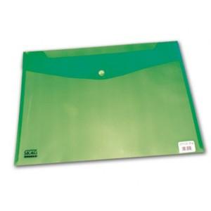 Mapa A5 plastic cu capsa Skag SK226905