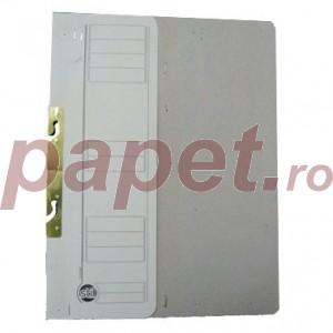 Dosar carton alb 1/2 duplex cretat 26