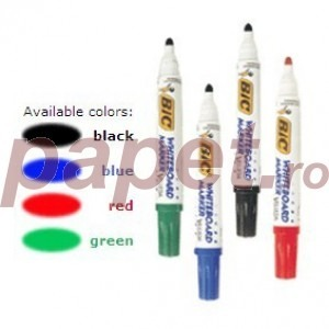 Marker tabla Bic 4 culori / set E2471