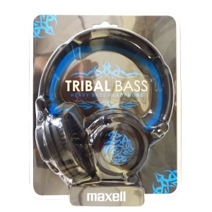 Casti Maxell tribal bass 303525