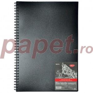 Bloc A3 hartie neagra 140gr 30 file BD314