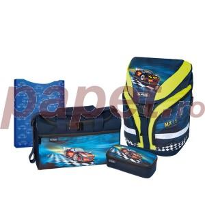 Ghiozdan echipat Herlitz Motion Plus Super Racer 11407665