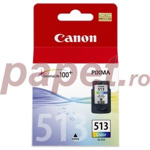 Cartus color Canon CL-513 13ML ORIGINAL PIXMA MP240