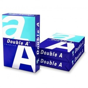 Hartie copiator Double A A4 80 g/mp 500coli / top 4943
