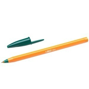 Pix Bic orange verde 1199110113