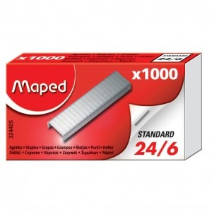 Capse 24/6 mm Maped M324405