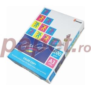 Hartie A3 Color Copy 200 g/mp 250 coli/top 4523