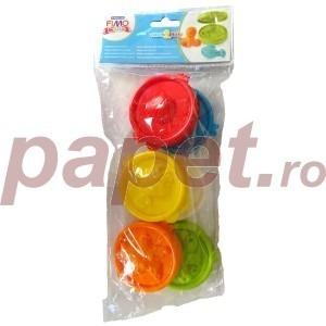 Set Staedtler forme de modelaj animale marine pentru fimo kids STH-8741-02