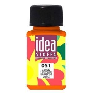 Culoare Maimeri stofa 60 ml fluorescent orange 5014051