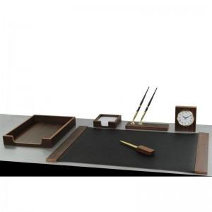 Set birou lemn fag 6 piese 6161FDX S215