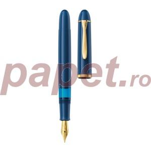 Stilou classic Pelikan M120 F cu piston 809689