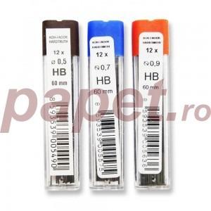 Mina creion mecanic 0.5 HB Koh-I-Noor K4152HB