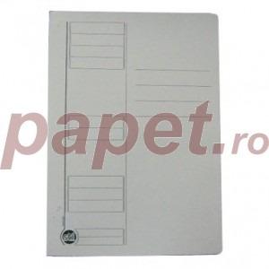Dosar carton alb simplu Nova E153