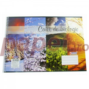 Caiet A4 32 file Arhi Design biologie 4840
