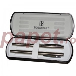 Set Borghini V3 inox 3856