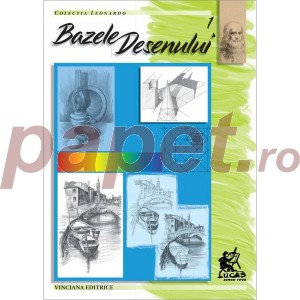 Manual Leonardo bazele desenului NR.01 7257001