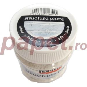 Pasta de structura alba Pentart 50ML P0835