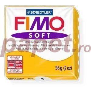 Lut polimeric Fimo Soft pentru modelaj 8020-Sunflower