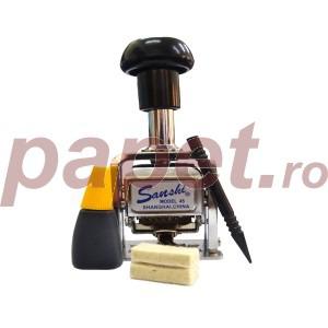 Inseriator automat metalic 6 caractere DL7506