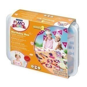 Set Staedtler fimo kids birthday box printese STH-8033-04