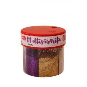 Pudra glitter multisararita Daco 10475
